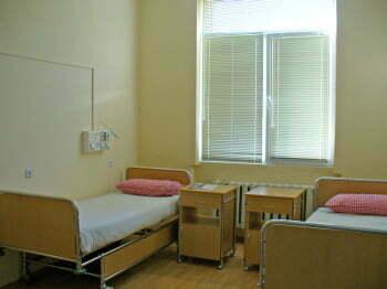Болнична стая в МБАЛ Троян