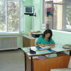 Медицински кабинет в МБАЛ Троян